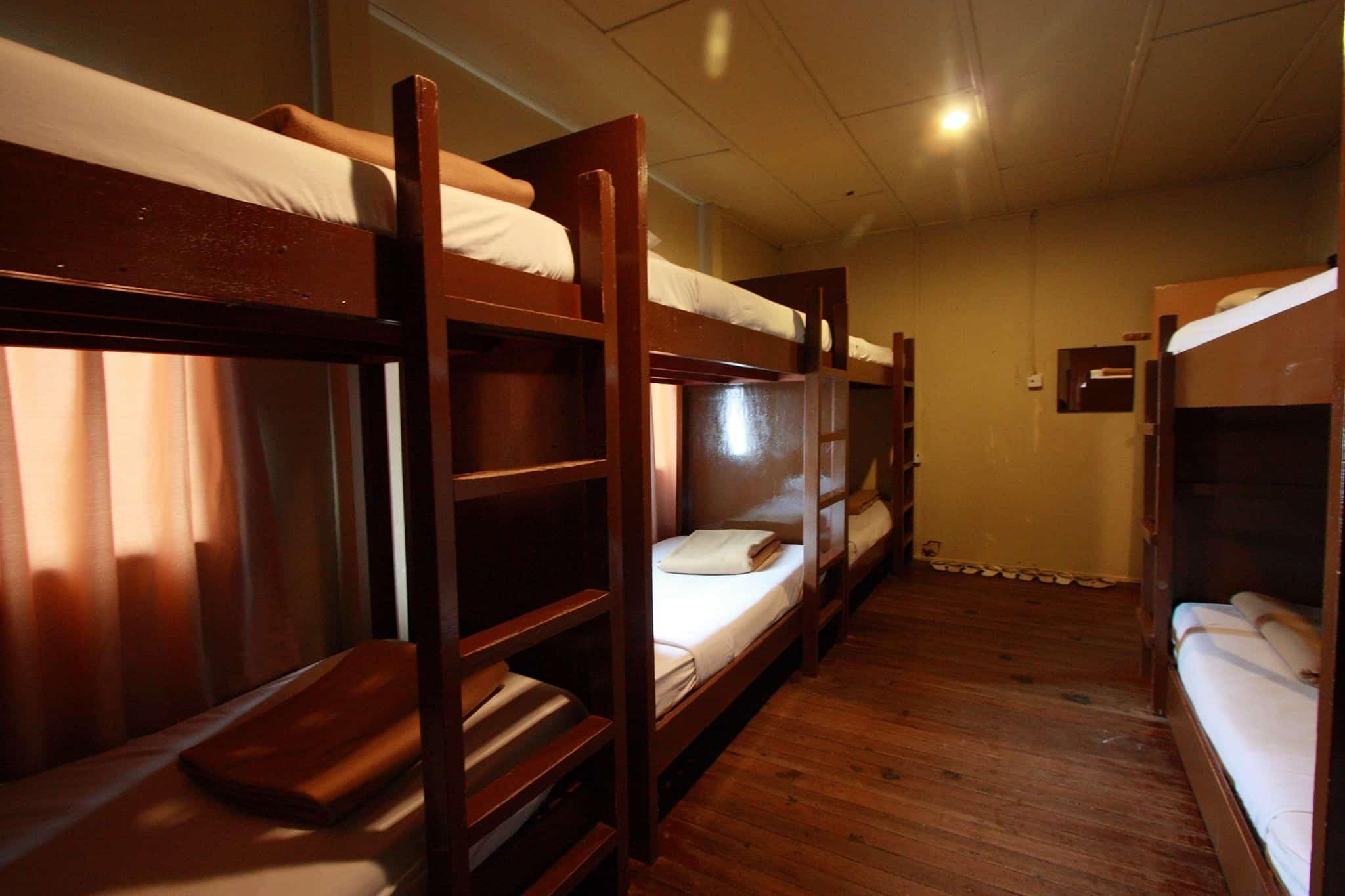 Laban Rata Non Heated Dormitory