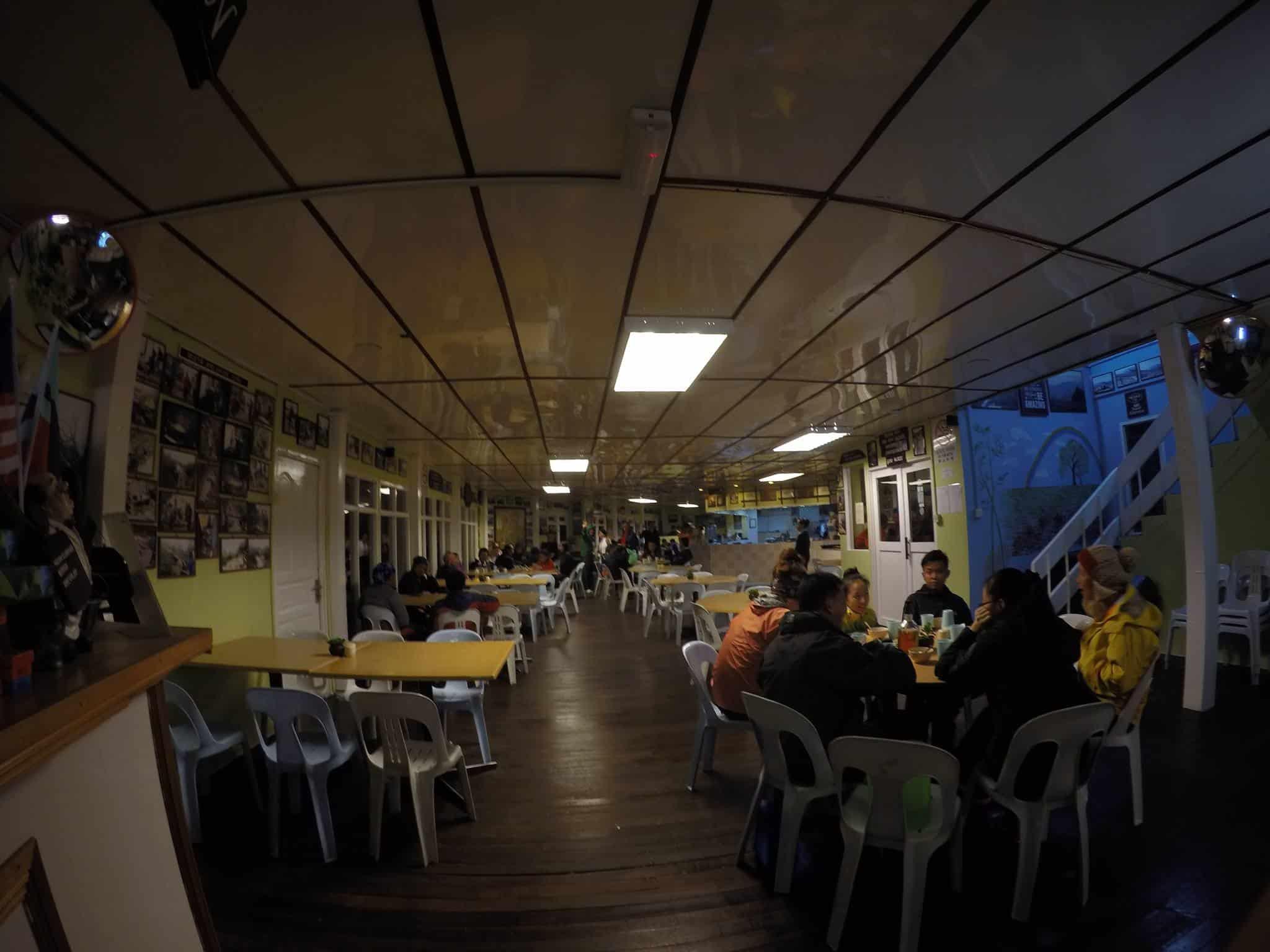 Laban Rata Restaurant